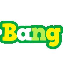 Bang soccer logo
