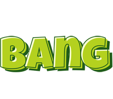 Bang summer logo