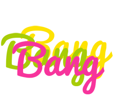 Bang sweets logo