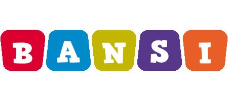 Bansi daycare logo