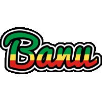 Banu african logo