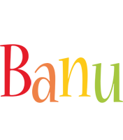 Banu birthday logo