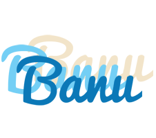 Banu breeze logo