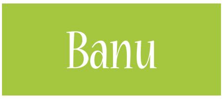 Banu family logo