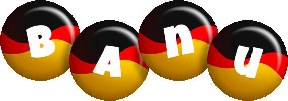 Banu german logo