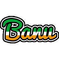 Banu ireland logo