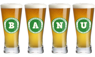 Banu lager logo