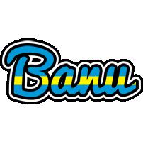 Banu sweden logo