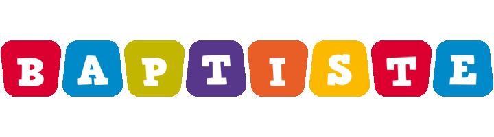 Baptiste daycare logo