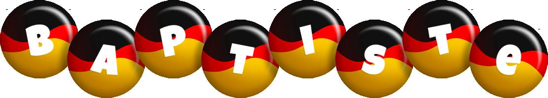 Baptiste german logo