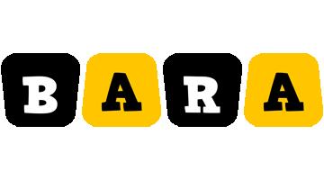 Bara boots logo