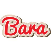 Bara chocolate logo