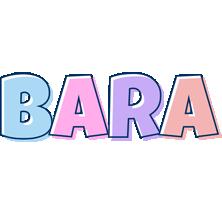 Bara pastel logo