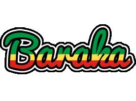 Baraka african logo
