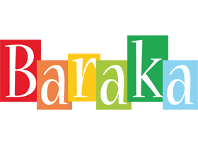 Baraka colors logo