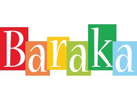 Baraka colors logo