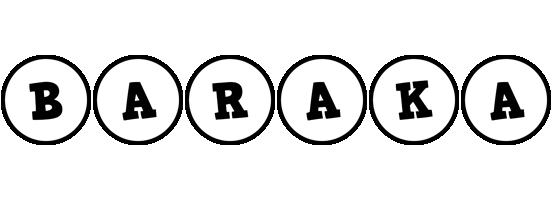 Baraka handy logo