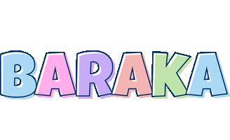 Baraka pastel logo