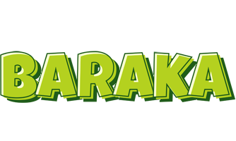 Baraka summer logo