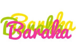 Baraka sweets logo