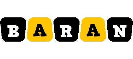 Baran boots logo