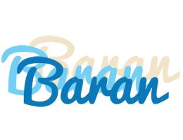 Baran breeze logo