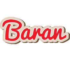 Baran chocolate logo