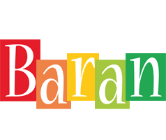 Baran colors logo