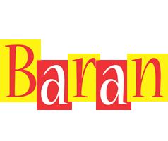 Baran errors logo