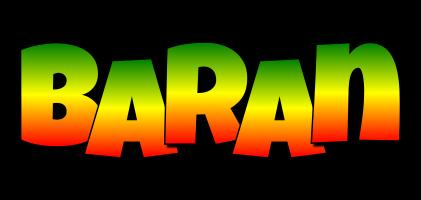 Baran mango logo