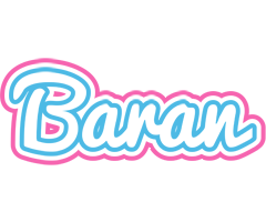 Baran outdoors logo