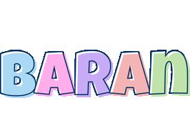 Baran pastel logo