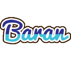 Baran raining logo