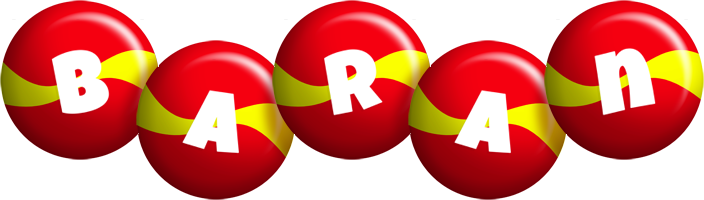 Baran spain logo