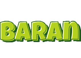 Baran summer logo