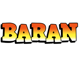 Baran sunset logo