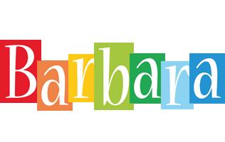 Barbara colors logo