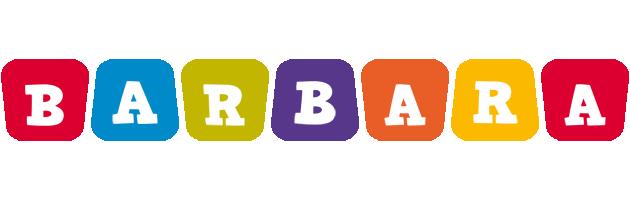 Barbara kiddo logo