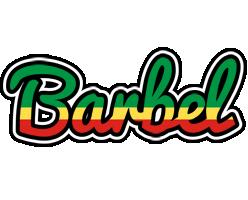 Barbel african logo