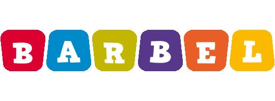 Barbel daycare logo