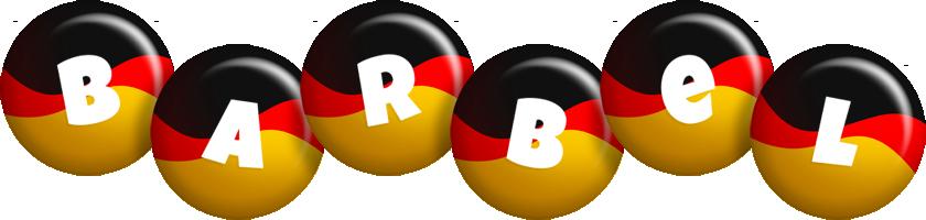 Barbel german logo