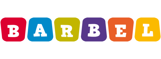 Barbel kiddo logo