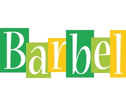 Barbel lemonade logo