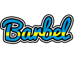 Barbel sweden logo