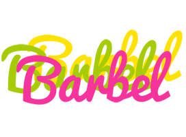 Barbel sweets logo
