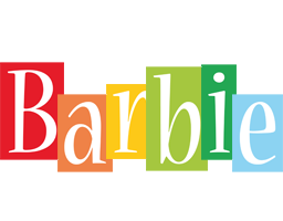 Barbie colors logo