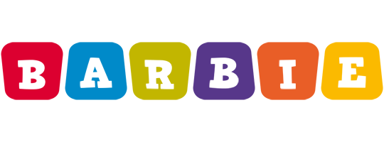 Barbie kiddo logo