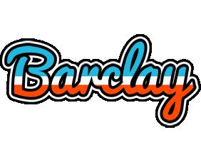 Barclay america logo