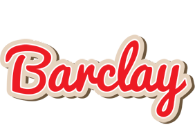 Barclay chocolate logo