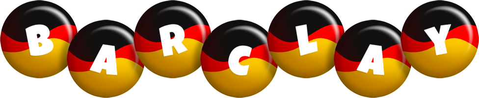 Barclay german logo